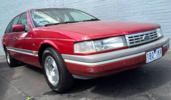 1993 Ford Fairlane Sedan