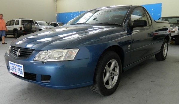 '03 Holden VY Series Auto Ute with NO DEPOSIT FINANCE!*