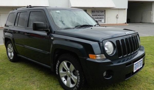 '07 Jeep Patriot Limited Turbo Diesel with NO DEPOSIT FINANCE!*