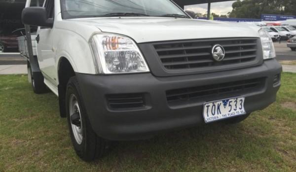 2005 Holden Rodeo Ute