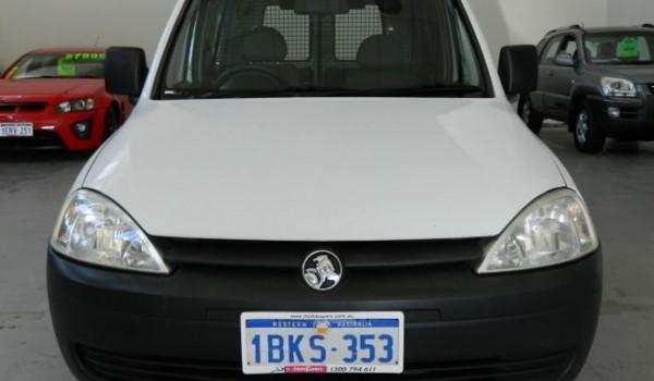 '03 Holden Combo 5 Spd Van/Minivan with NO DEPOSIT FINANCE!*