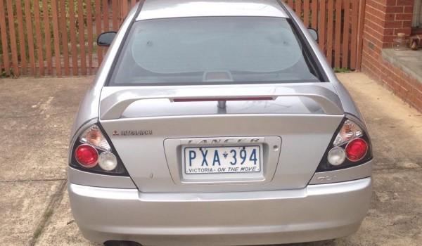 1999 Mitsubishi Lancer Coupe For Sale