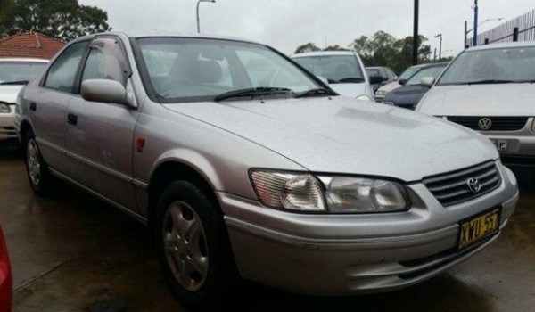 2002 Toyota Camry MCV20R (ii) Conquest Silver 4 Speed Automatic Sedan