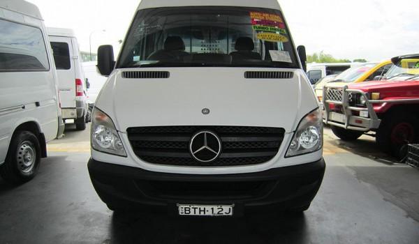 2010 Mercedes-Benz Sprinter 316 CDI – 9 SEATER
