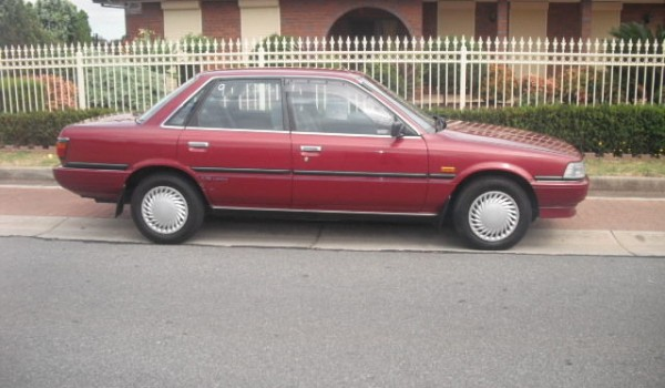 1992 Toyota Camry Sedan