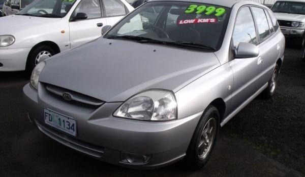 2004 Kia Rio Hatchback (MY2004)