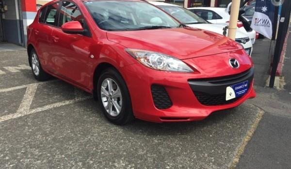 2012 Mazda 3 Neo Auto