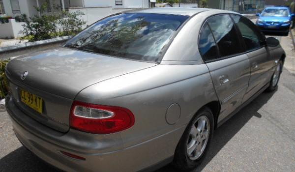 2001 Holden Commodore Sedan VX EQUIPE