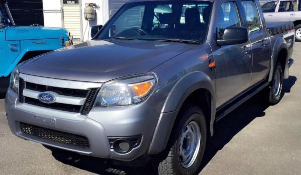 2010 Ford Ranger Ute 'TURBO DIESEL 4X4′
