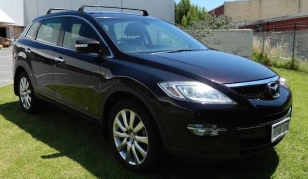 '07 Mazda CX-9 Luxury 7-Seat Wgn with NO DEPOSIT FINANCE!*