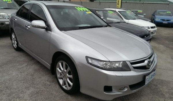 2006 Honda Accord Euro Luxury Sedan (MY2006)