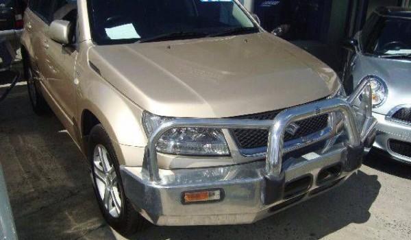 2008 Suzuki Grand Vitara Wagon