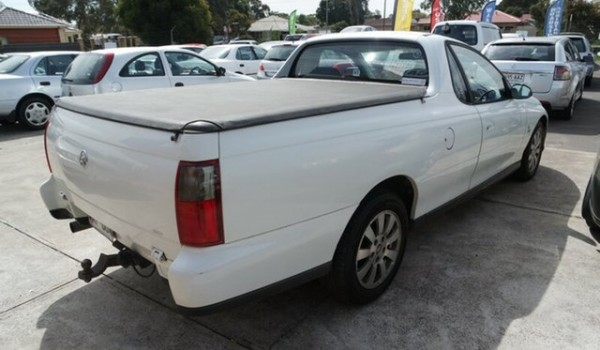 2001 Holden Commodore Utility