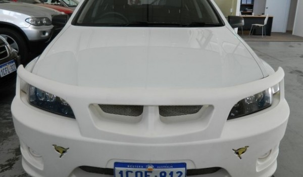 07 Commodore Omega Country Pack Auto with NO DEPOSIT FINANCE!*