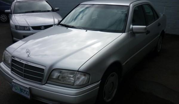 1996 Mercedes-Benz C180 Sedan