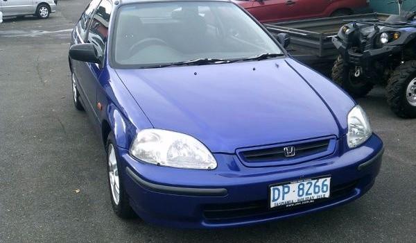 1997 Honda Civic CXi Hatchback