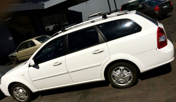 2007 Holden Viva Wagon