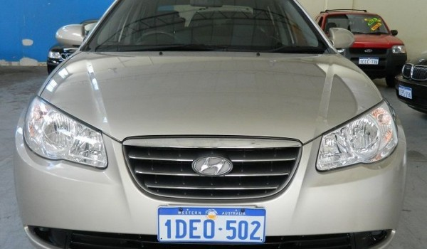 '09 Hyundai Elantra Auto SX Sdn with NO DEPOSIT FINANCE!*