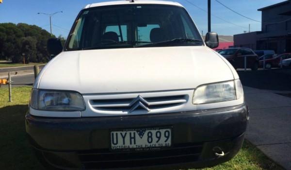 2001 Citroen Berlingo Van/Minivan