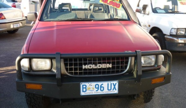 1994 Holden Rodeo Ute Turbo Diesel
