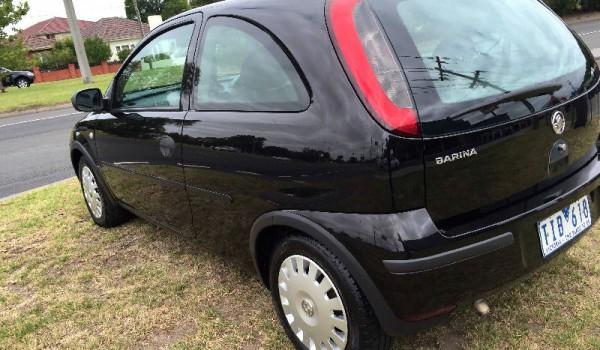 2005 Holden Barina Hatchback