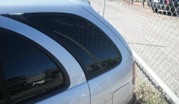 1995 Nissan Pulsar LX Silver 5 Speed Manual Hatchback