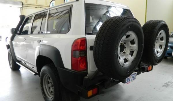 '07 Nissan Patrol Turbo Diesel 4×4 Wgn with NO DEPOSIT FINANCE!*