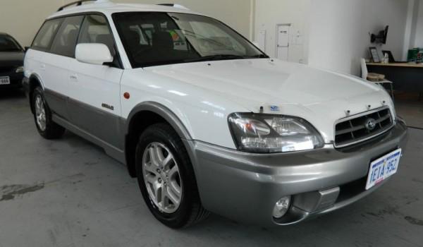 '02 Subaru Outback Man Dual-Range Wgn with NO DEPOSIT FINANCE!*