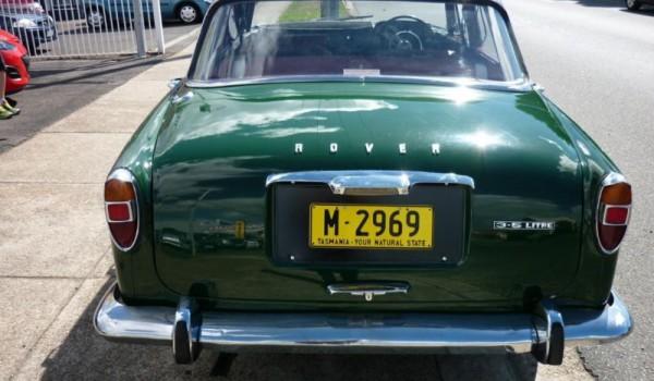 1968 Rover P5B 3.5 Litre Sedan