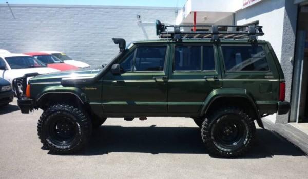 1996 Jeep Cherokee Wagon