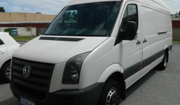'09 VW Crafter LWB High Roof Diesel with NO DEPOSIT FINANCE!*