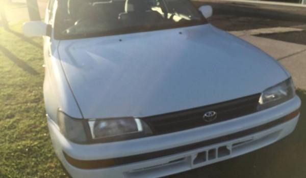 1995 Toyota Corolla Hatchback