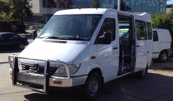 Campervan – Mercedes-Benz Sprinter