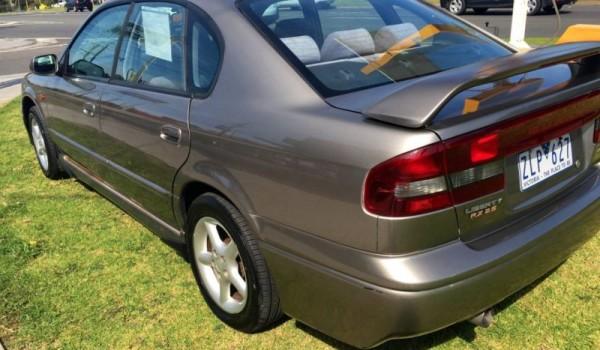 2000 Subaru Liberty Sedan
