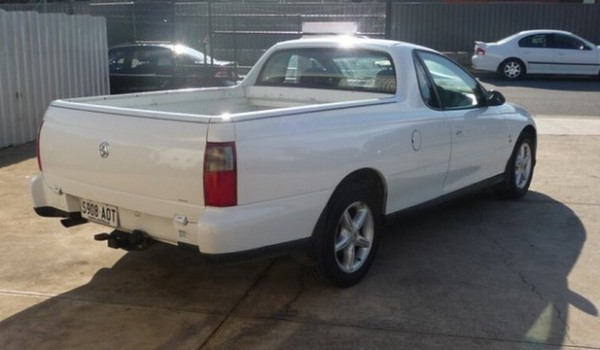 2002 Holden Commodore S Utility