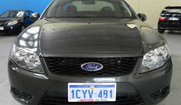'08 Ford Falcon FG Auto Ute with NO DEPOSIT FINANCE!*