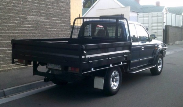 2003 FORD COURIER 4X4 TURBO DIESEL