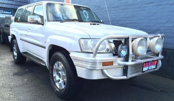 2006 Nissan Patrol ST 4×4 Wagon