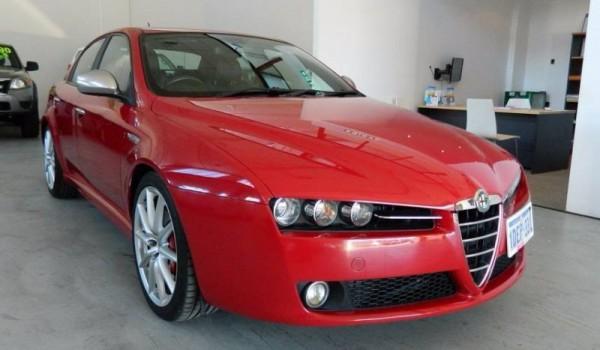 '09 Alfa Romeo 159 J-TDi Sedan with NO DEPOSIT FINANCE!*