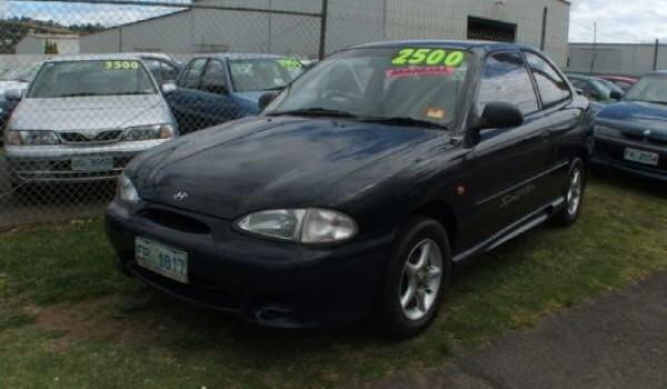 1998 Hyundai Excel Sprint Twin Cam Hatchback