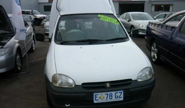 1996 Holden Combo Van/Minivan