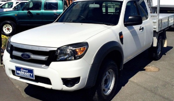 2009 Ford Ranger Ute 'TURBO DIESEL 4X4'