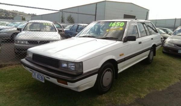 1988 Nissan Skyline GX Wagon