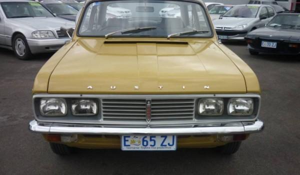 1972 Austin Kimberley Sedan