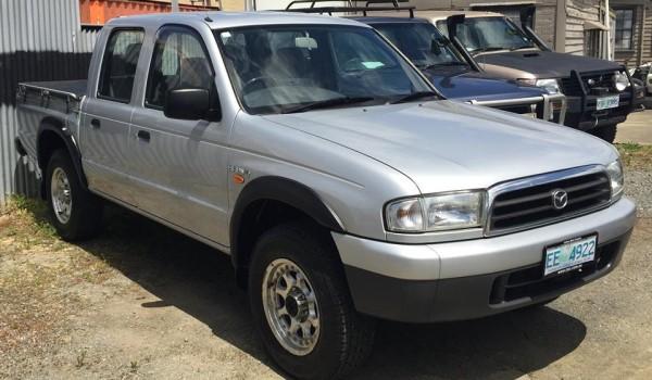 1999 Mazda Bravo