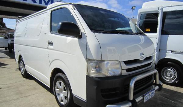 Toyota Hiace Refridgerated Van