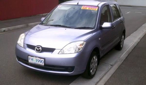 2005 MAZDA TWO NEO