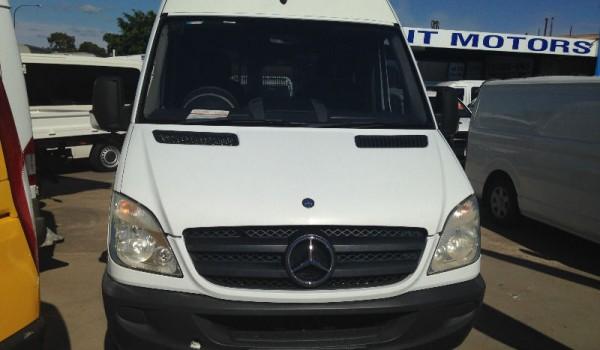 Mercedes-Benz Sprinter 515 CDI JUMBO H/ROOF LWB