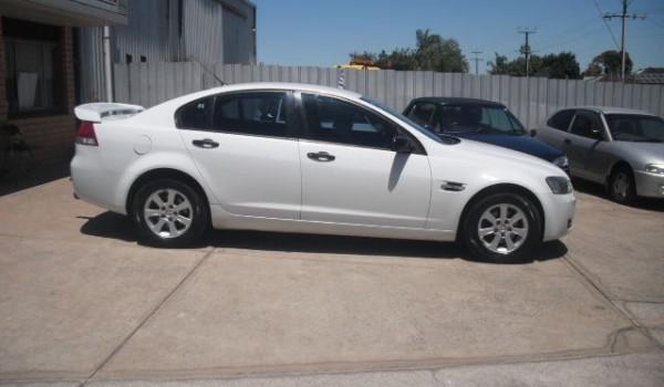 2006 Holden Commodore