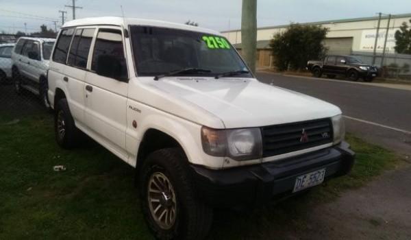 1993 Mitsubishi Pajero GLX 4×4 Wagon